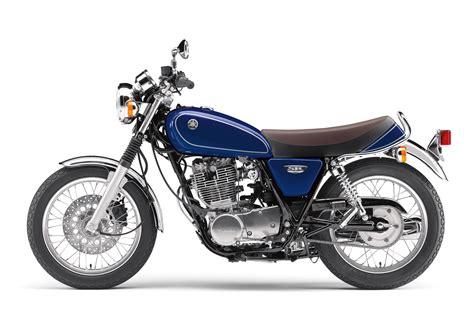 yamaha sr review total motorcycle