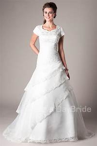 modest wedding dresses annabeth With tznius wedding dresses