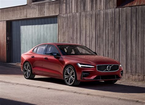 First Look 2019 Volvo S60 Thedetroitbureaucom