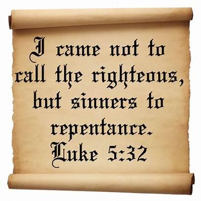 Luke Bible Quotes Repentance Verses Kjv Christian