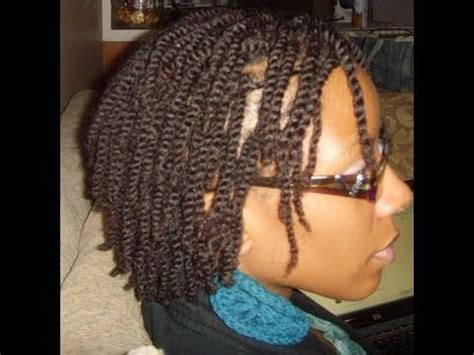 natural hair  strand twists youtube