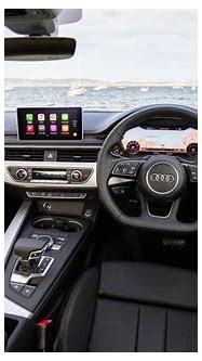 2017 Audi A5-interior