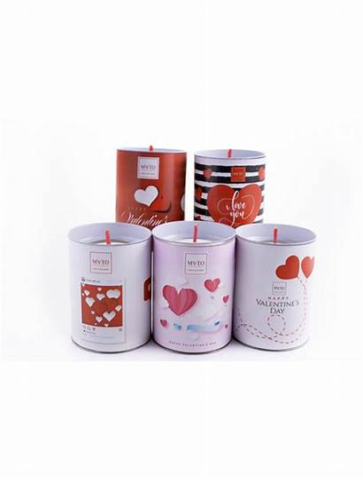 Candle Aroma Scented Paper Ecological Pcs Passion