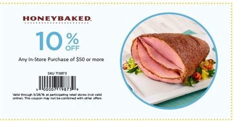 honey baked ham printable coupons honeybaked ham printable coupons april 2018 printable 22132 | honey%2Bbaked%2Bham%2Bcoupons