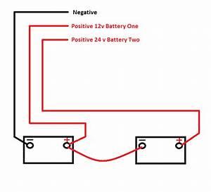 Wiring 2 Batteries For 24v Trolling Motor