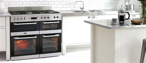 built in range cooker why range cooking leisure