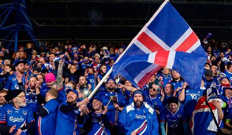 Iceland Qualify For Their First Fifa World Cup