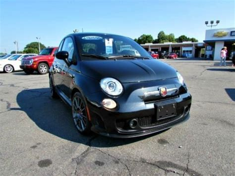 Purchase Used 2013 Fiat Abarth 500 Speed Manual 2dr Coupes