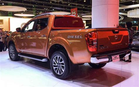 2018 Nissan Frontier Diesel Review, Price  2018 2019