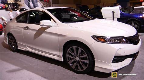 honda accord touring  coupe exterior interior