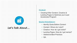 Live Customer Webinar: Developing High Performing Content ...