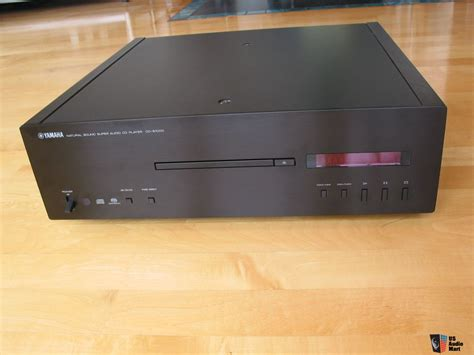 yamaha cd s1000 yamaha cd s1000 sacd cd player photo 760316 us audio mart