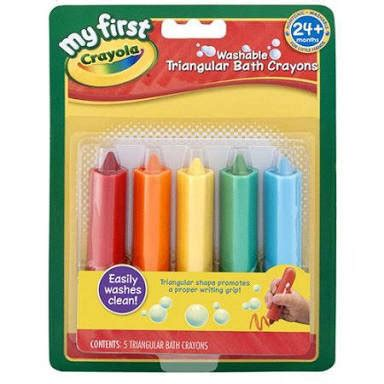 bath crayons december 2015 babycenter australia