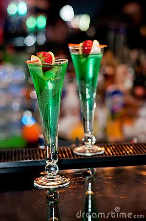 fancy drinks royalty  stock image image
