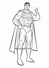 Coloring Superman Cool Super Sheets Superhero Batman Printable Cartoon Superheroes Template Avengers Halloween Colouring Sheet Adult Hero Coloringkidz Stencil Dc sketch template