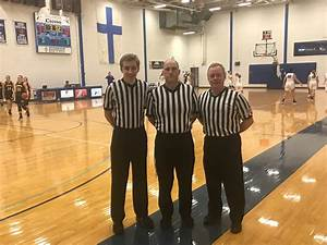 St. Ignace's Ingalls Becomes College Referee - MISportsNow