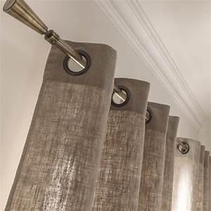 Rideaux En Lin Naturel : rideaux en lin cortinas sala pinterest rideaux en ~ Dailycaller-alerts.com Idées de Décoration