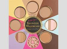 Too Faced The Little Black Book of Bronzers review