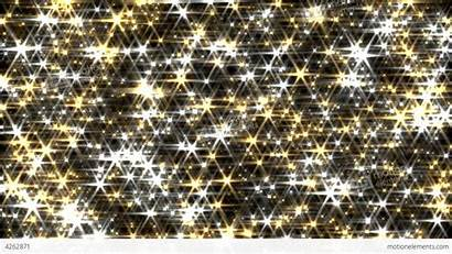 Glitter Silver Gold Background Flare Lens Loop