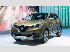 #GIMS 2015 Renault Kadjar set to turn heads at the