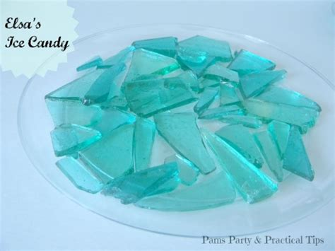 pams party practical tips elsas ice candy