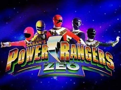 Power Rangers Zeo - Where to Watch Every Episode Streaming ...