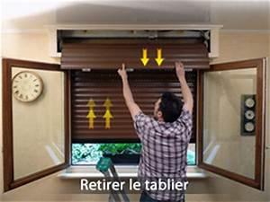 Changer Enrouleur Volet Roulant : pose lame de volet roulant remplacement de lames de ~ Dailycaller-alerts.com Idées de Décoration