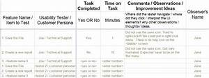 a practical guide to conducting qualitative usability With usability study template