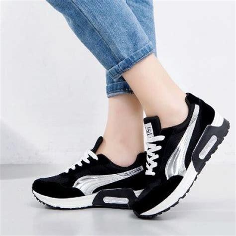 jual sepatu kets sepatu airmax casual tb 647 hitam di lapak r1551 r1551