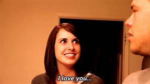 Overly Attached Girlfriend GIFs - Find & Share on GIPHY