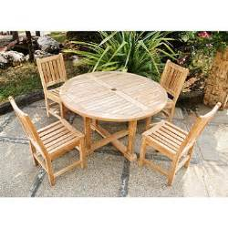 grade a piemonte outdoor dining set 5 pc sam s club