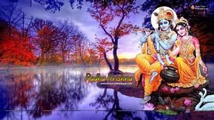 Desktop Wallpaper Hd God Krishna