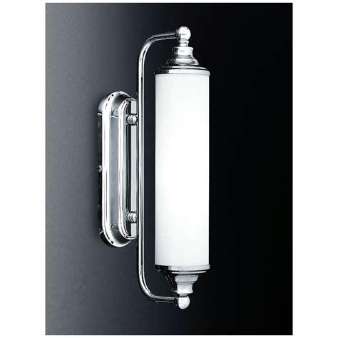 franklite wb157 363 chrome single light wall bracket with opal glass ideas4lighting sku1713i4l