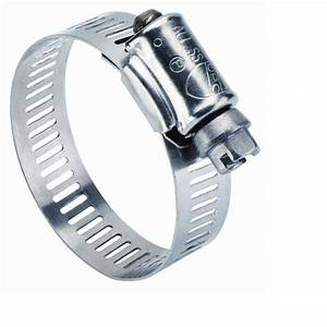 Everbilt 1-3/4 in Stainless-Steel Clamp-6720595 - The