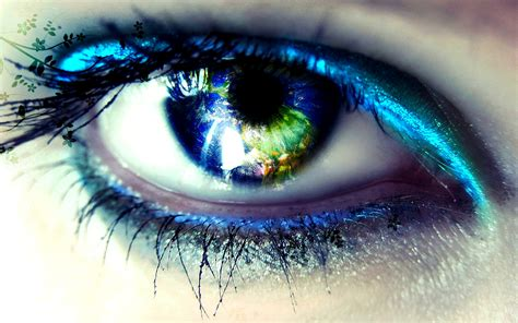 A collection of the top 46 blue eyes wallpapers and backgrounds available for download for free. Eyes HD Wallpapers.