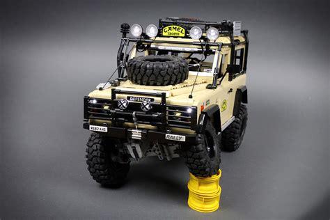 lego rc land rover defender  hiconsumption
