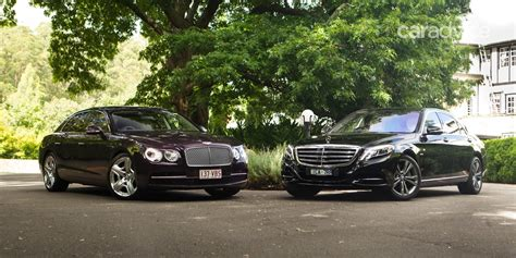 Mercedes s class prices in pakistan. Mercedes-Benz S600 L v Bentley Flying Spur W12 ...