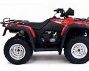 Trx500fa Trx500fga Rubicon Trx500 Manual