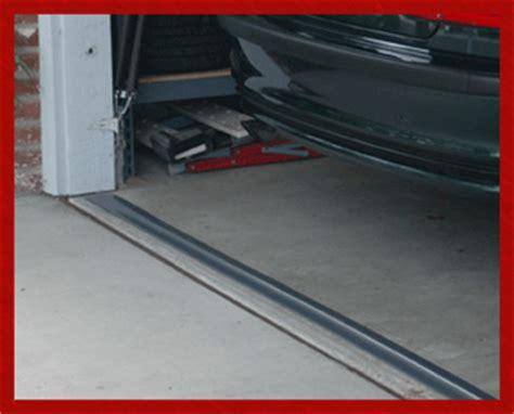 30992 garage door uneven great garage door threshold seal
