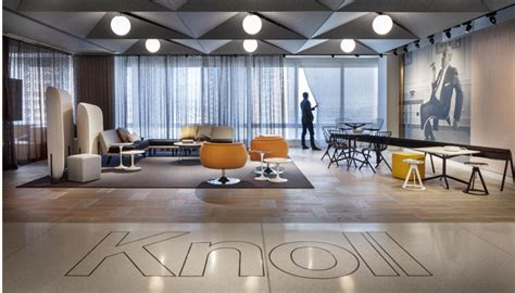 los angeles showroom knoll locations