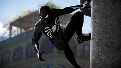 Spiderman 4k Wallpapers Spider Ps4 Symbiote Reddit