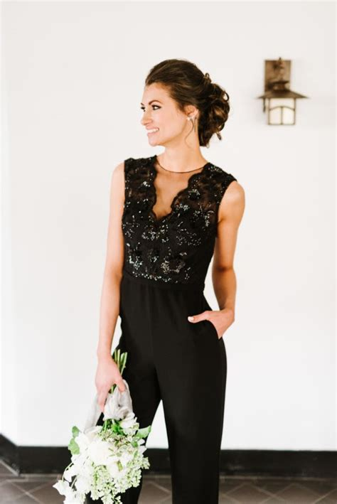 black jumpsuit for wedding 25 best ideas about all white jumpsuit on