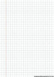 hojas cuadriculadas para imprimir proyectos que debo intentar
