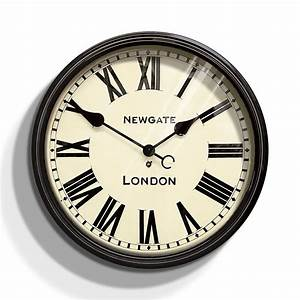 Buy Newgate Clocks The Battersby Wall Clock