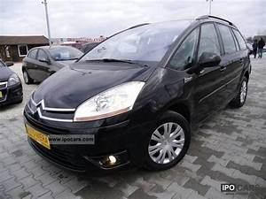 C4 Picasso 2009 : 2009 citroen grand c4 picasso manual climate control car photo and specs ~ Gottalentnigeria.com Avis de Voitures