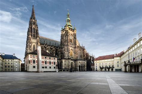 Prague Castle For Visitors