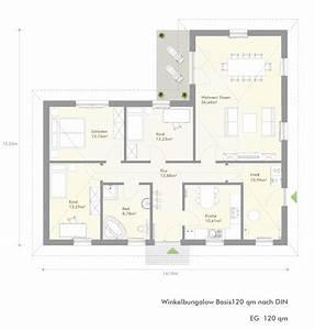 Bungalow Grundriss 130 Qm : 100 grundriss winkelbungalow 120 qm bilder ideen ~ Orissabook.com Haus und Dekorationen