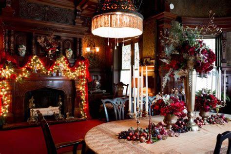 magical christmas dining table decoration ideas sad