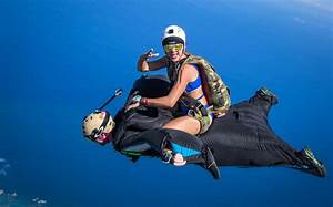 Daredevils Perform Wingsuit Rodeo Above The Cloud Because