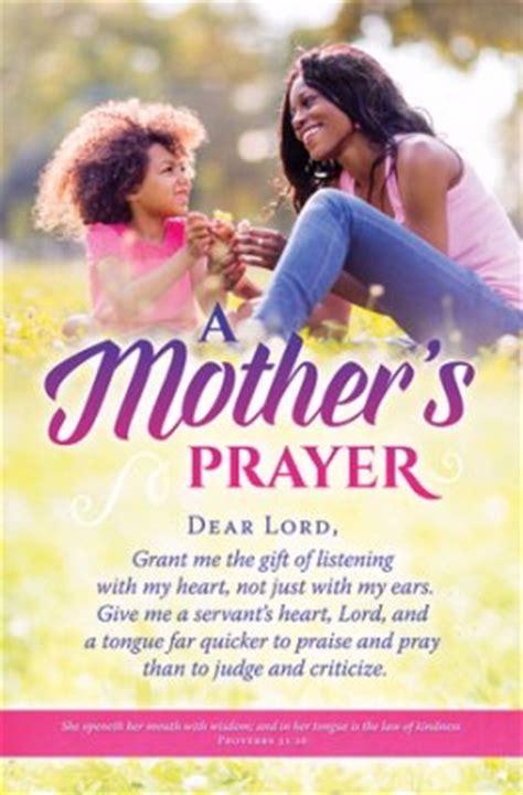 niyaecom mothers prayer african american mothers day bulletin